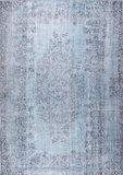 Novum vloerkleed 97464 Blauw_