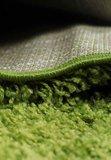 Hoogpolig vloerkleed groen Calys 170 _
