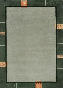 groen kleed tapijt