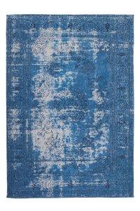 a70d6866007f40 Geweven vintage vloerkleed Vintage Plus Blauw