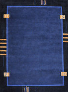 Vloerkleed-wol-Nepal-Plus-92621-Blauw