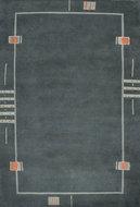 Goedkoop-wollen-vloerkleed-Nepal-Plus-92622-Groen