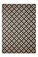 Katoen-vloerkleed-Sandos-200-kleur-Zwart-Naturel