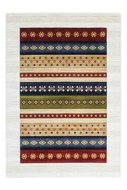 Multicolor Oosters Orientalvloerkleed, tapijt of karpet