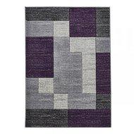 Vloerkleed-Madras-kleur-grijs-lila-A0221