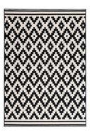 Designer-vloerkleed-Stellos-Zwart-Wit