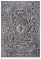 Vloerkleed-Tabriz---Zwart