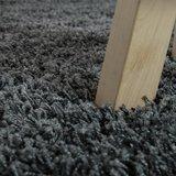 Hoogpolig vloerkleed Dorin 959 kleur Grijs_