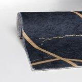 Wasbaar vloerkleed Elise Blauw 2990_