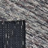 Vloerkleed gemaakt van 100% wol Barony bruin_