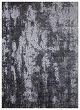 160x230cm vloerkleed Melange antraciet_