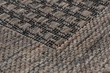 160x230cm vloerkleed bruin_