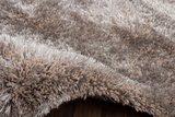 Handgemaakt tapijt Atlanta Zilver_