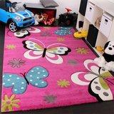 Kinderkamer vloerkleed Kelly 772 Pink 17_