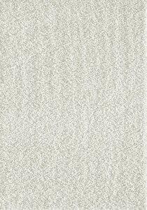 Ecru hoogpolig vloerkleed of karpet