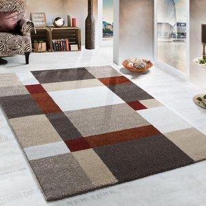 Modern vloerkleed Merli 853 kleur Beige 710