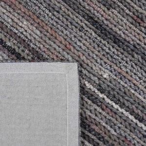 Vloerkleed gemaakt van 100% wol Cortina bruin-roest
