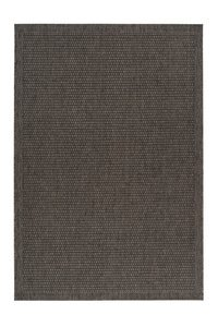 160x230cm vloerkleed bruin