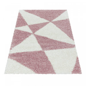 Vloerkleed Volaro 3101 rose