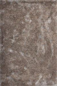 Handgemaakt tapijt Atlanta Zilver