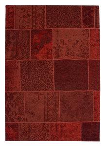 f75d141b118eb8 Rood vintage vloerkleed Charme 760 Rood