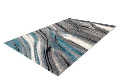 200x290cm vloerkleed Morres Blauw