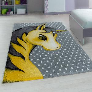 Kinderkamer tapijt Child 590/AY Geel