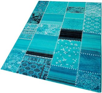 120x170cm vloerkleed Madrid Blauw
