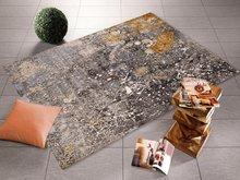 Viscose-met-bamboo-extract-vloerkleed-Awardo-461-Charcoal