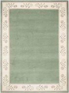 Nepal-zuiver-scheerwol-vloerkleed-Tibet-464-Mint-Groen