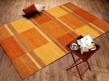 Nepal-zuiver-scheerwol-vloerkleed-Silky-Plus-429-koper