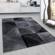 Zwart-modern-vloerkleed-Galant-8003-kleur-Zwart