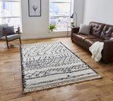 120x170cm-vloerkleed-Cottage-zwart-wit