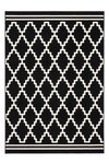 80x300cm-vloerkleed-Ariadne-zwart-wit