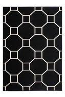 Vintage-vloerkleed-Ariadne-zwart-wit