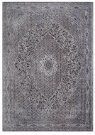 Vloerkleed-Tabriz-zwart