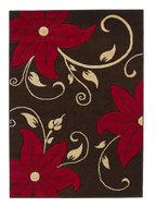 braun rood karpet
