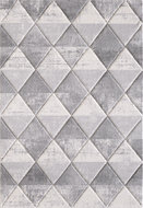 Modern-vloerkleed-met-3D-effect-Lorenz-2905-Creme