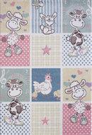 Kinder-vloerkleden-en-tapijten-Bisa-Kids-4605-Creme