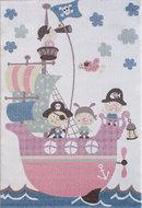 Kinder-vloerkleden-en-tapijten-Bisa-Kids-4604-Creme