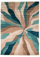 Design-vloerkleed-Dream-kleur-teal